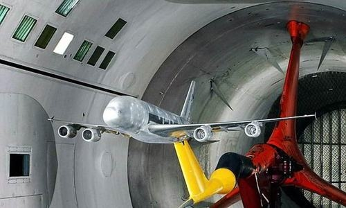 China to build 'world's fastest' wind tunnel