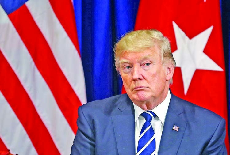 Trump slams Iranian rulers