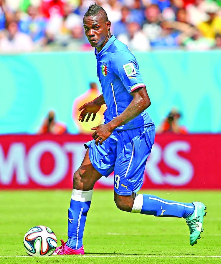 Door remains open for Balotelli:Italy coach