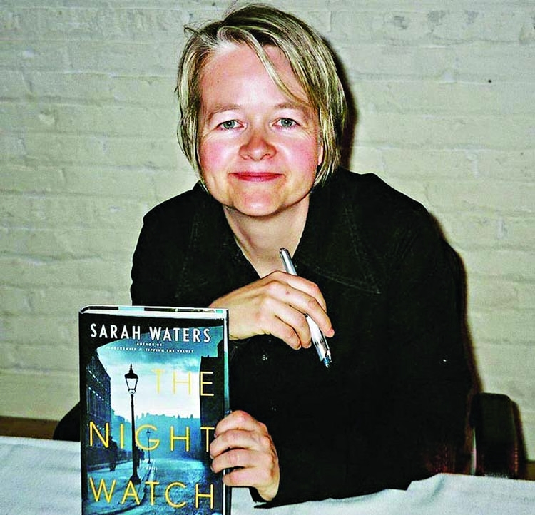 An interview with Sarah Waters