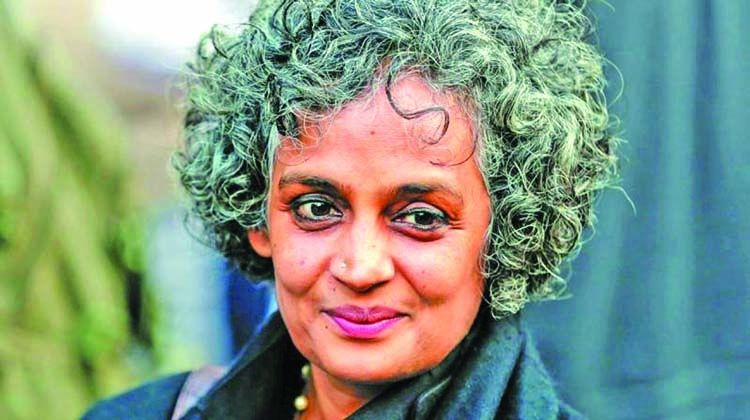 Of Arundhati Roy and war against people