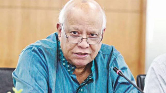 Muhith supportive of publishing loan defaulters' names in media