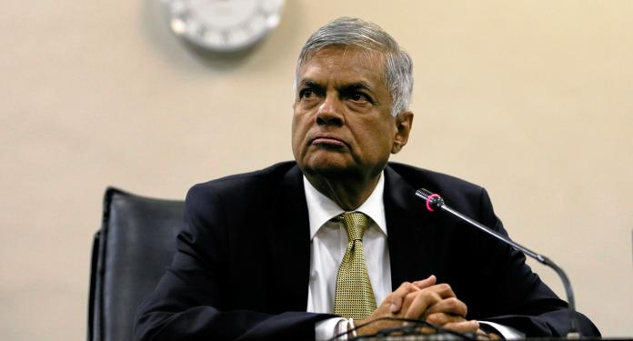 Six ministers quit Sri Lanka's unity government