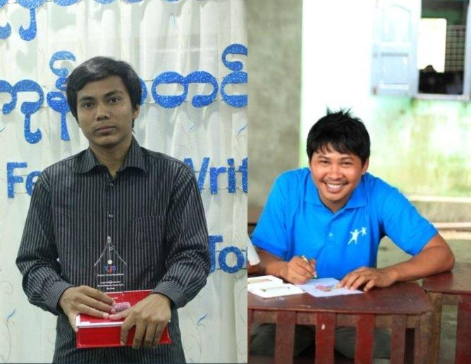 UN experts call on Myanmar to drop charges against 2 reporters