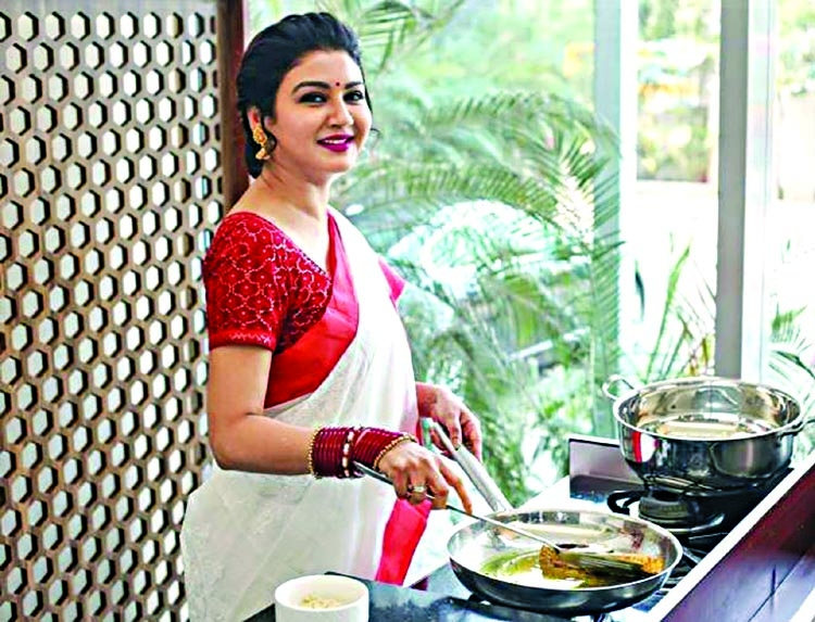 This is my first Naboborsho in Kolkata: Jaya Ahsan