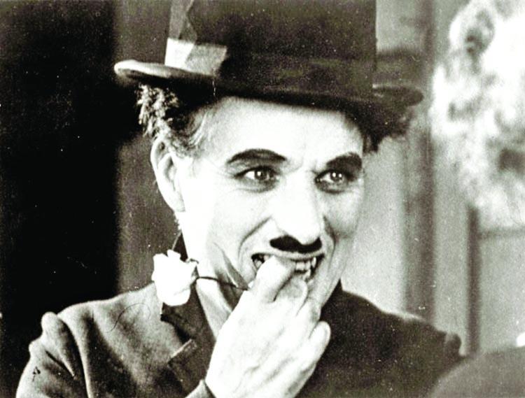 Sir Charles Chaplin KBE