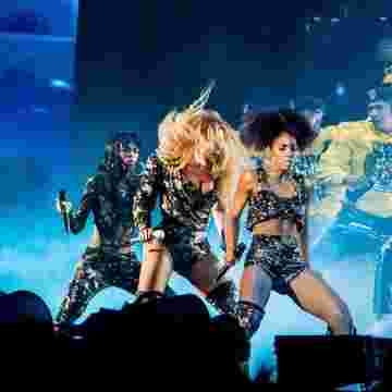 Destiny's Child reunite at Coachella