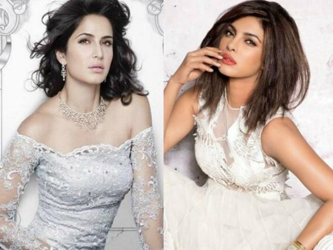 Katrina, Priyanka to star opposite Salman in Bharat?