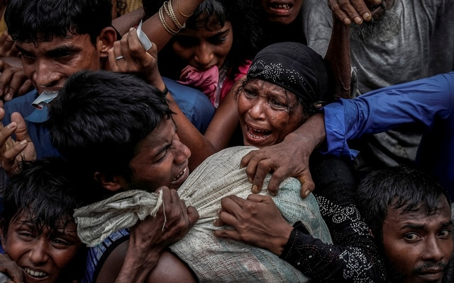 Pulitzer for Rohingya photography