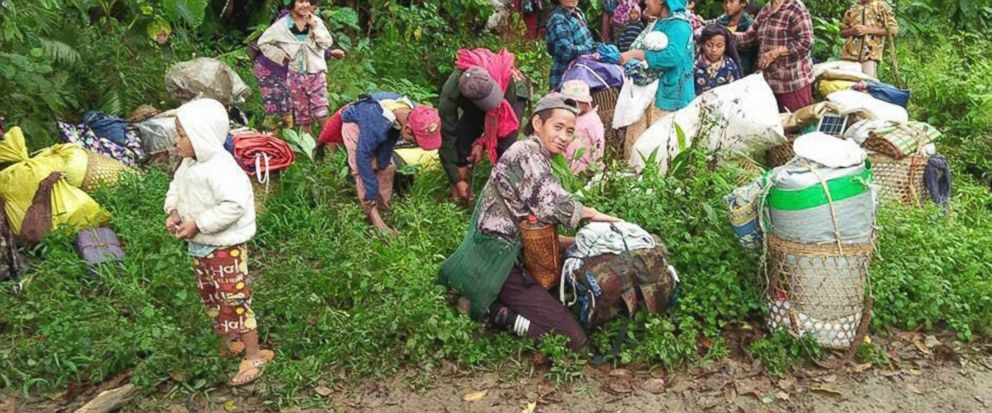 2,000 Kachin trapped by Myanmar fighting lack food, medicine