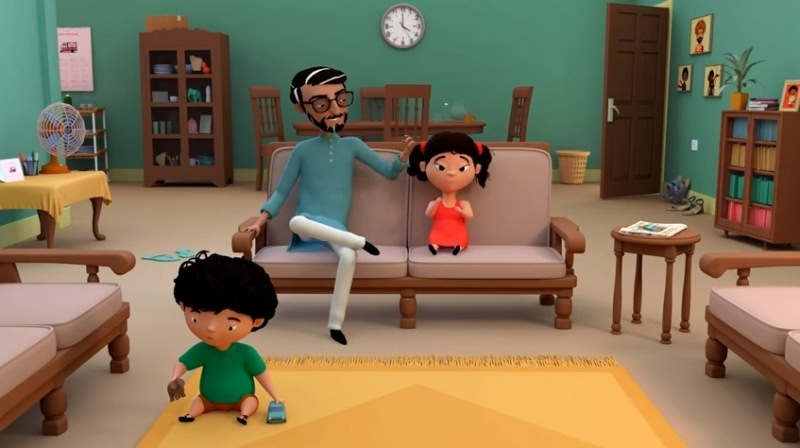 First ever 3D animation cartoon series in Bengali | The
