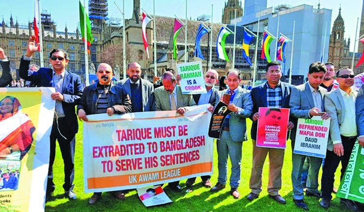 UK AL for sending back Tarique home