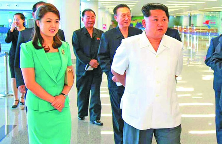 New role for Kim Jong Un's wife