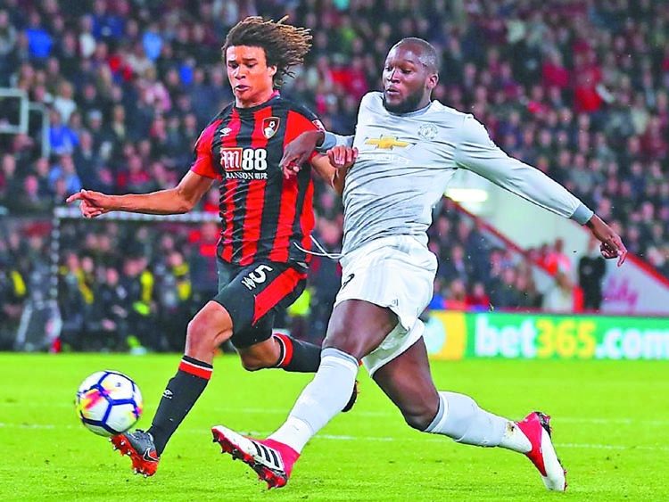 ManU bounce back with 2-0 win at Bournemouth