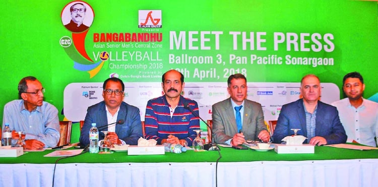 Bangabandhu Volleyball kicks off today