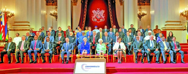 PM Hasina proposes C'wealth reform