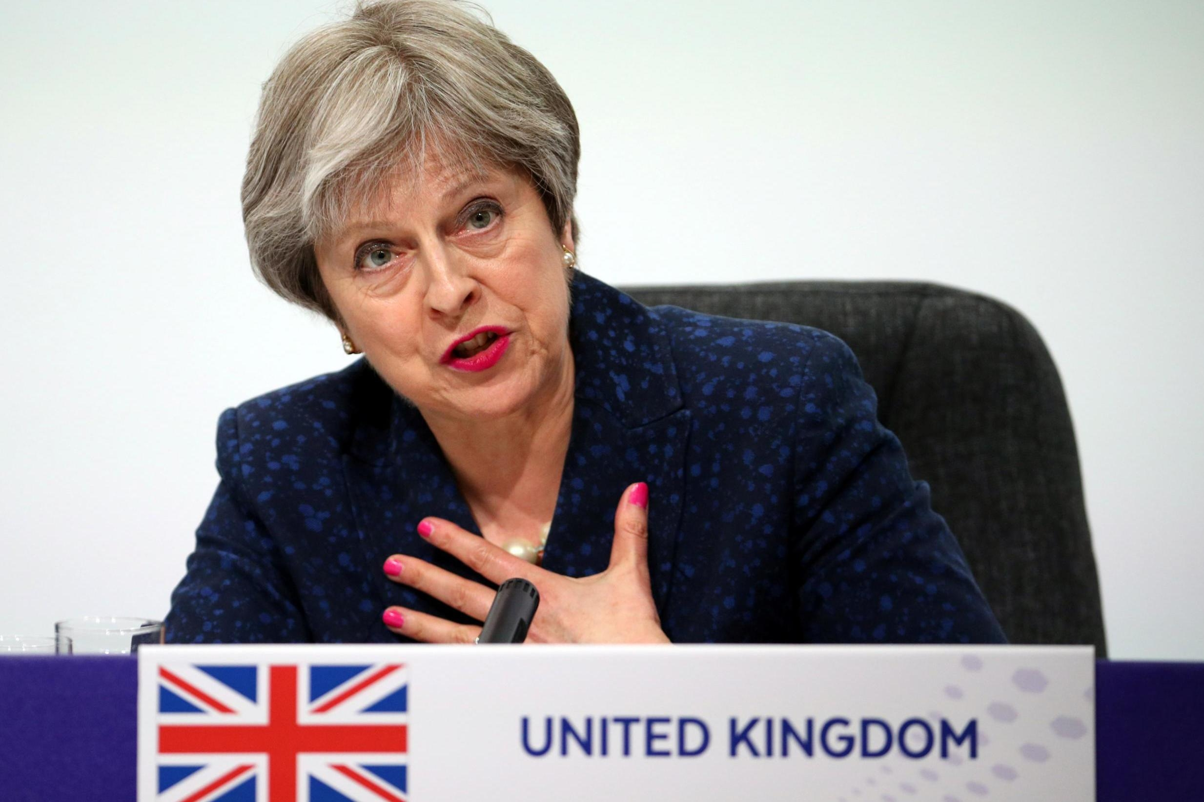 UK PM: Compensation for Windrush generation