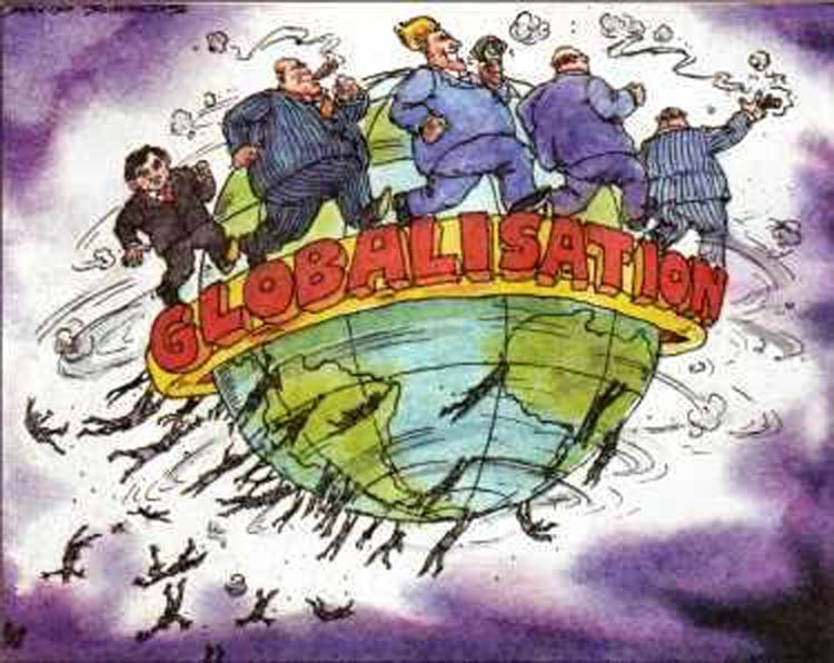 Global institutions and the globalization debate