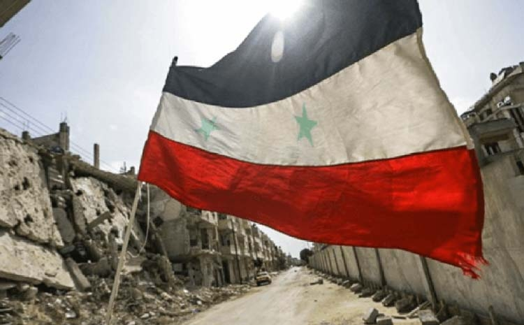 The great game comes to Syria
