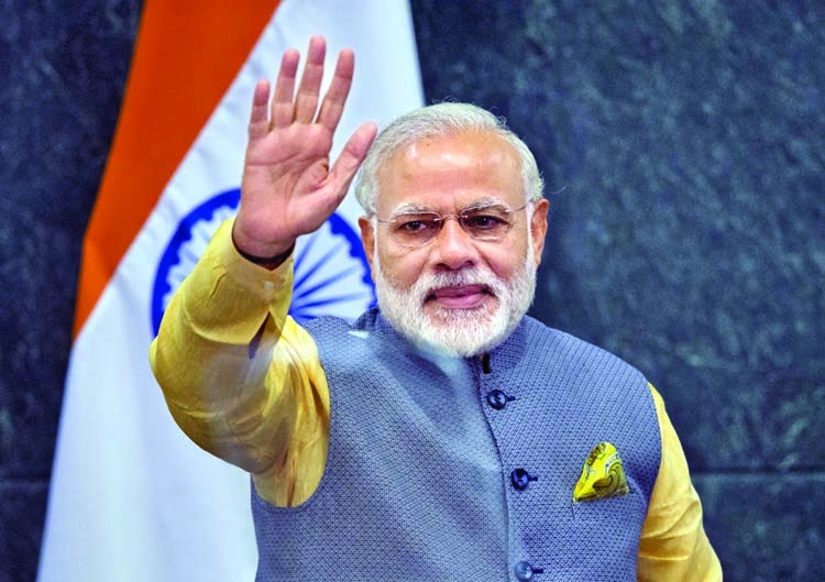 Modi likely to visit China next week