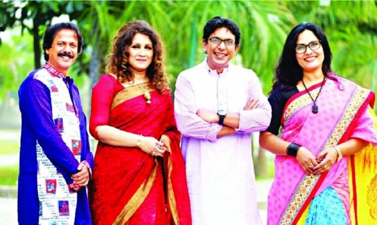 Chanchal, Brindabon, Khushi, Samia to judge new reality show