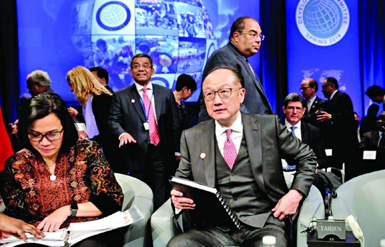 World Bank shareholders back $13b capital increase