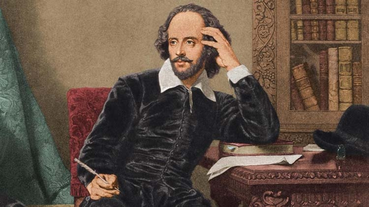 The world of William Shakespeare