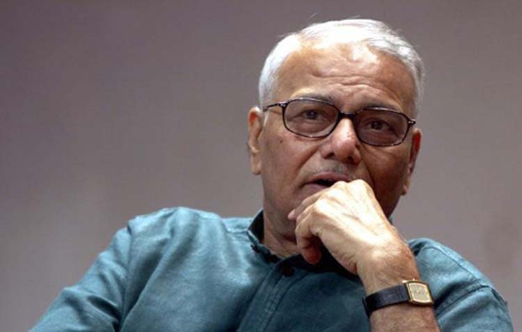 Yashwant's exit from BJP fails to create ripples