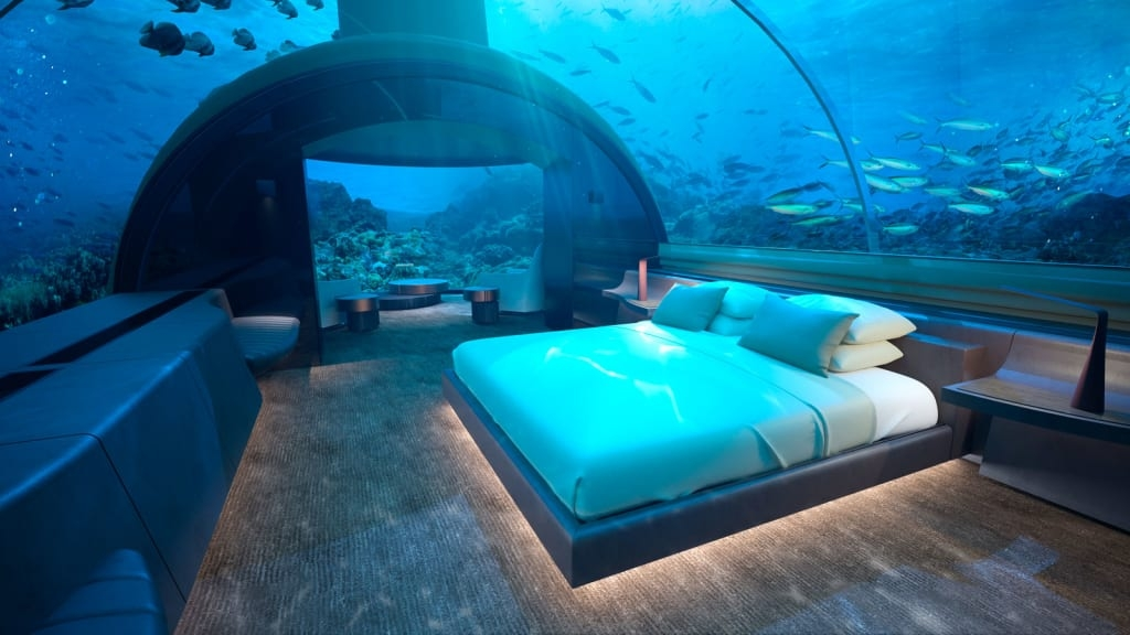 World's first underwater residence to open in Maldives