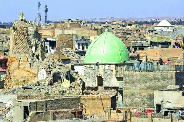 Al-Nuri Mosque to be rebuilt in Masul