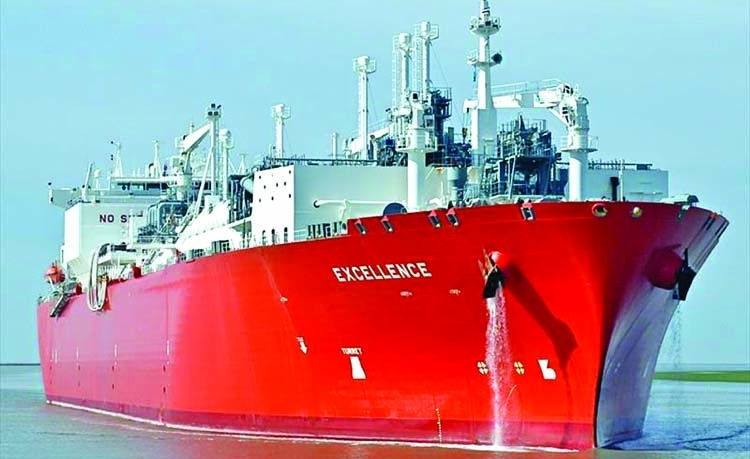 First consignment of LNG reaches, supply from May