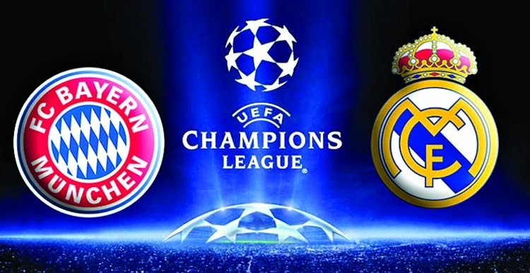 Two European giants to meet today in UEFA semis