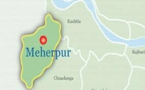 Listed criminal's bullet-hit body found in Meherpur