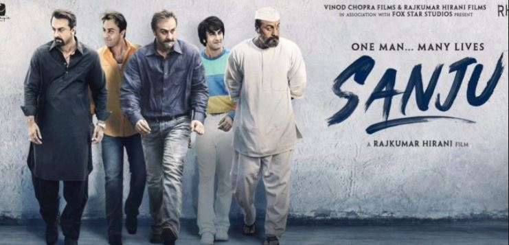 Sanju teaser: Celebs go gaga over Ranbir's look and performance