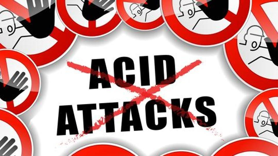 One gets life term for acid attack on college girl