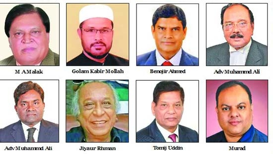 9 seek nomination from three parties