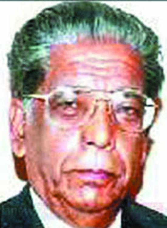 Ex-minister Shamsul Islam passes away