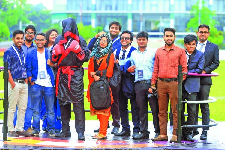 Get In The Ring (GITR) Dhaka got 12 finalists for grand finale