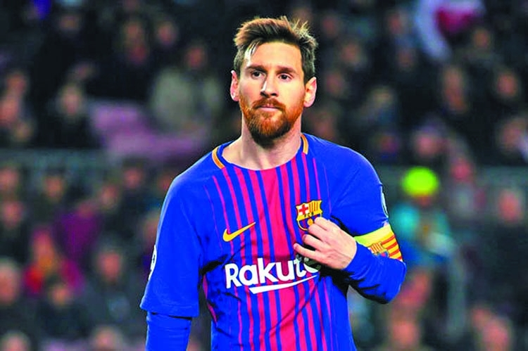 'Messi can trademark name for sports goods'