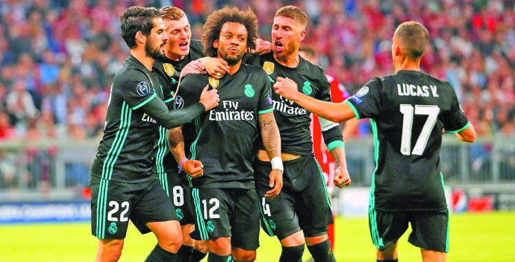 Madrid to face Liverpool in UEFA final