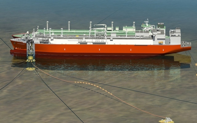 LNG supply will start in May
