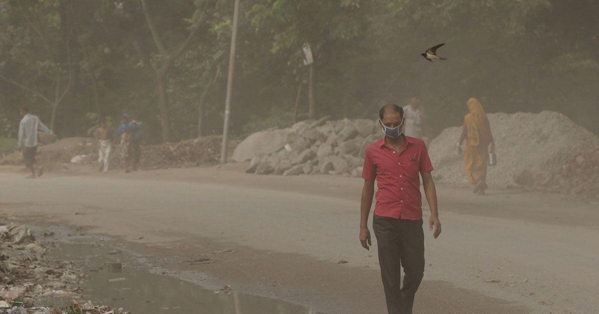 Air pollution: Dhaka third worst megacity