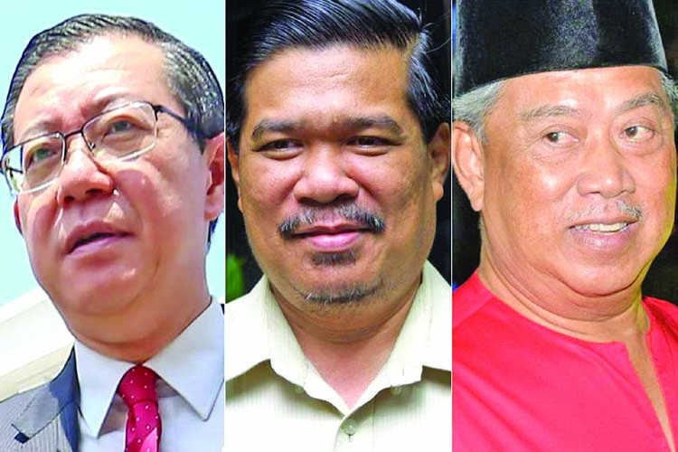 Mahathir Names 3 Senior Ministers In New Cabinet