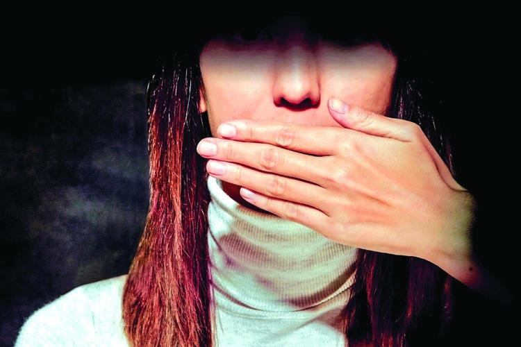 How harassment is downplayed to keep women silent