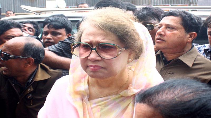 SC upholds Khaleda Zia's bail order