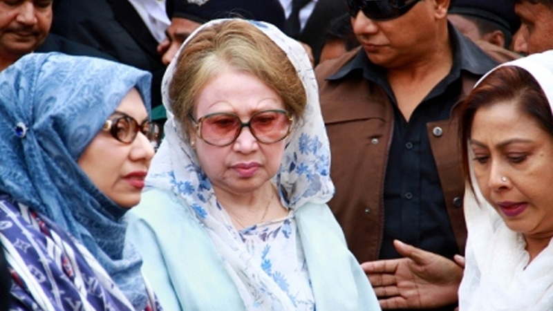 SC refuses to issue short order on Khaleda Zia's bail