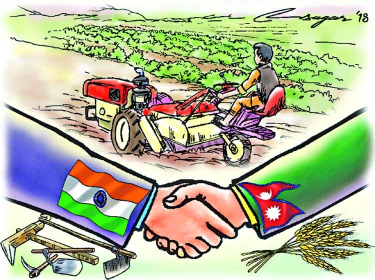 Agriculture partnership The scope and benefits