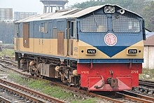 Deal inked to purchase 10 locomotives from S. Korea