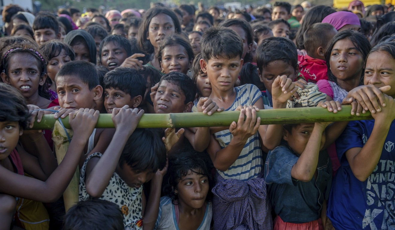 Myanmar wants repatriation of only 1101 verified Rohingyas