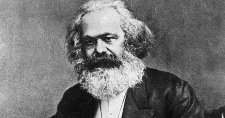 Marx's relevance to society
